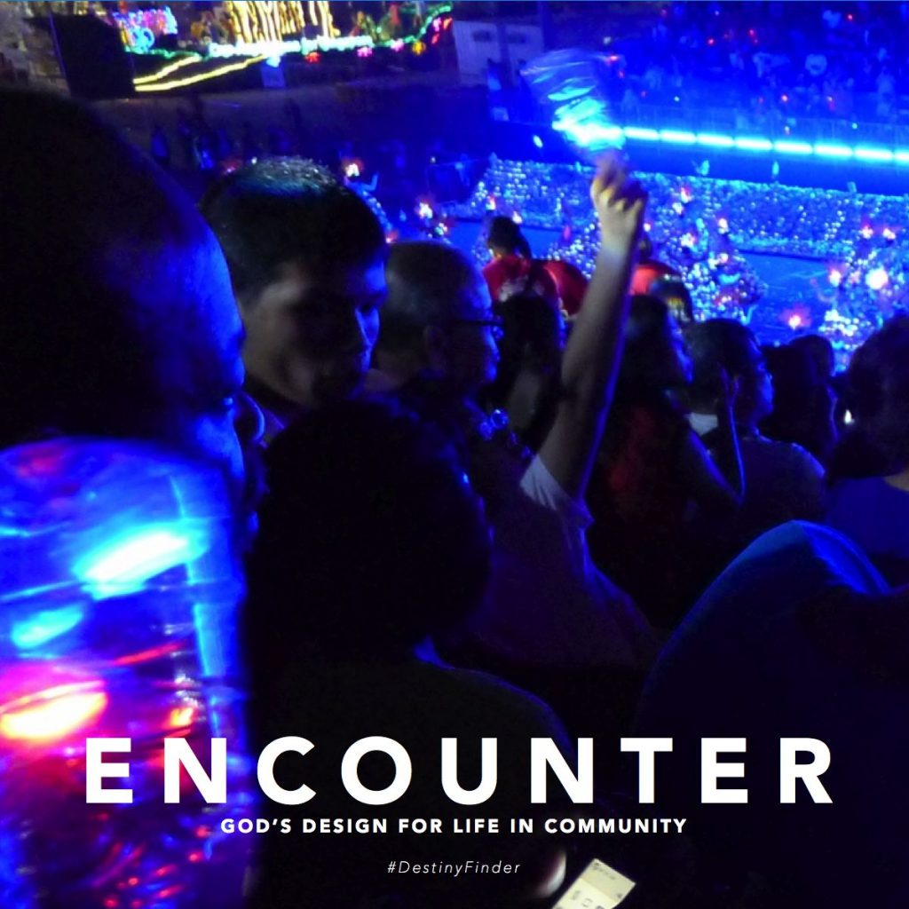 Encounter God's Design For Life In Community